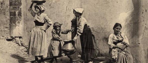 """Leggenda popolare sull'origine del nome """"Gricia"""", secondo lo storico della gastronomia Secondino Freda"""